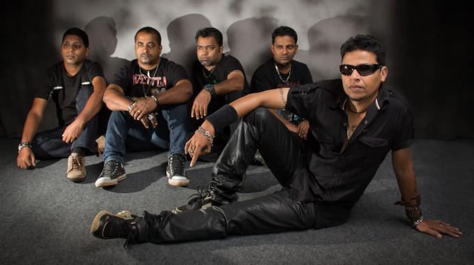 bad blood Goa team